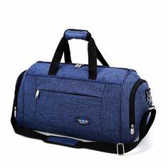 Travel Luggage Duffle Bag Lightweight Portable Handbag Gemini Large Capacity Waterproof Foldable Storage Tote