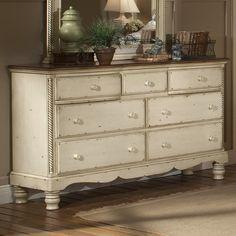 Wilshire 7 Drawer Dresser | Wayfair