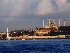 lighthouse and sultanahmet - Sultanahmet, Istanbul