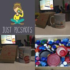 Just PicShots σας ευχαριστούμε για την συμμετοχή και την προσφορά στη δράση μας #ΦροντίΖΟΥΜΕ_γιατί_νοιαζόμαστε με τα #πλαστικά_καπάκια και όχι μόνο. Το Just PicShots επιμελήθηκε και μας προσέφερε κάποια χρηστικά και διακοσμητικά αντικείμεναπου σε λίγες ημέρες θα φιλοξενηθούν στο e shop μας και θα μπορούν να τα προμηθευτούν όλοι οι φίλοι μας.  Τα πάντα γύρω μας μπορούν ν αποτελέσουν πηγή έμπνευσης και συναισθημάτων. Αρκεί να μάθουμε να τα βλέπουμε. Καθημερινά περνούν μπροστά από τα μάτια μας…