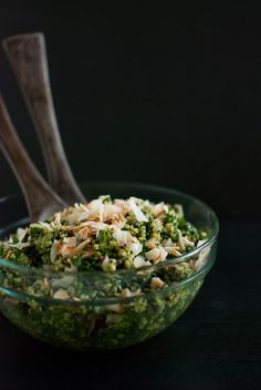 Coconut Quinoa and Kale with Tropical Pesto + Notes on Belize - Cookie and Kate