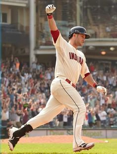 Yan Gomes.        Cleveland Indians
