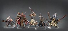 [Smarines-AvP-Zombicide-Divers] New : Diorama Kingdom Death Fantasy Board Games, Zombicide Black Plague, Tabletop Games, Warhammer 40k, Blacksmithing, All Black, Hero, Painting, Emperor