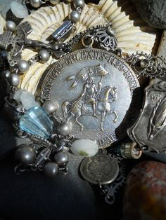 Hey, I found this really awesome Etsy listing at https://www.etsy.com/listing/227357690/crusader-saint-joan-of-arc-vintage