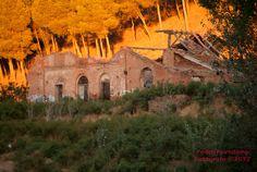 Casa abandonada en Alcalá de Henares
