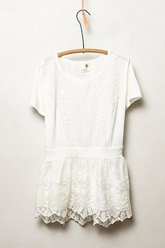 Kenai Peplum Top - anthropologie.com