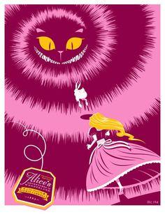 Alice in Wonderland by Eric Tan