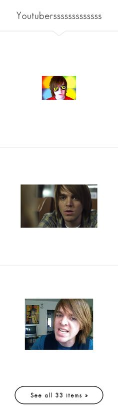 """Youtubersssssssssssss"" by lunar-moon-1999 ❤ liked on Polyvore featuring youtubers, shane dawson, guys, people, boys, youtube, pictures, smosh, images and pewdiepie"