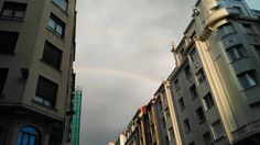 A veces hay que seguir al arcoiris