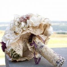 This type of bouquet is the new trend for 2012