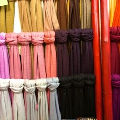 Shopping Chatuchak Market: the Ultimate Photo Guide to Bangkok's Best Market - Souvenir Finder Bangkok Travel, Thailand Travel, Chatuchak Market, Best Thai, Cool Things To Buy, Marketing, Scarves, Shopping, Clothes