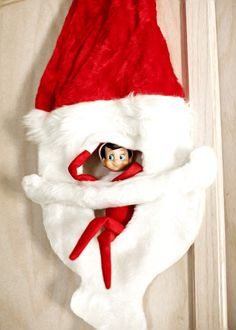 Fun ideas for our Elf on the Shelf