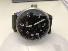 [Oris] My newest addition Pro Pilot GMT!! http://ift.tt/2IfVE3l