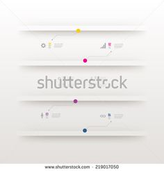 Web icons, numbers and text with realistic 3d bookshelf can be used for workflow layout, diagram, chart, number options, web design. Eps 10 stock vector illustration  - stock vector