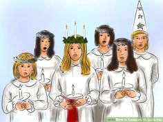 Celebrate St. Lucia Day (St. Lucy's Day)