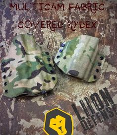 We actually have MultiCam fabric covered kydex now!! Those of you who have been searching for it...here it is! This is the only kydex that has a fabric attached to the kydex that we carry. We think it looks sick! These are going out the door today. Looking forward to working with this again!  #multicam #notsupercam #fabric #holsters #holster #guns #gun #kydexholster #kydexholsters #kydex #kydexdaily #kydexpro #owb #edc #everydaycarry #lightbearing #lightbearingholsters #liiondefense