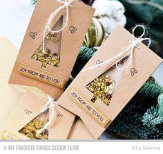 Blueprints 13 Die-namics, Oh, Christmas Tree Die-namics, Merry Everything Stamp Set - Vika Salmina  #mftstamps