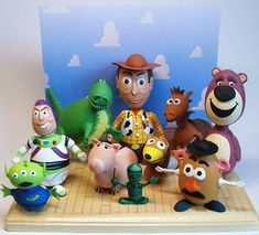 Toy Story Eggs!