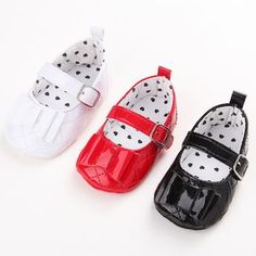 Hot sale pu leather baby moccasins first walkers girls princess shoes soft sole Newborn Mary Jane Ballet dress shoes Baby Girl Shoes, Girls Shoes, Baby Girls, Trendy Baby Girl Clothes, Toddler Shoes, Infant Toddler, Slippers For Girls, Princess Shoes, First Walkers