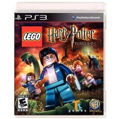 LEGO Harry Potter Years 57  Playstation 3 -- To view further for this item, visit the image link.