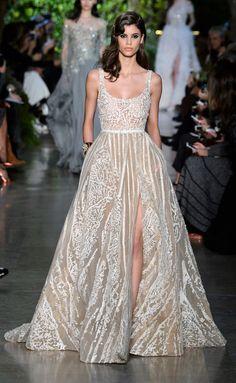 Elie Saab - Haute Couture Primavera-Verano 2015 - www.so-sophisticated.com