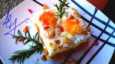 """Huevos Fritos Picones, con Patatas al Romero de Luis Enrique Manso Vega Cocineros del Mundo: Recetas Participantes en el Reto de Febrero 2015 """"Huevos o Cítricos"""""""