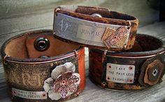 SSD JEWELRY - Artisan Jewelry - Handmade by Melissa Lowery....LOVE these!!