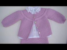 Crochet Easter Egg Cozy Part كروشيه سبت صغيرللبيض الجزء ٢/١ Knitting Help, Knitting For Kids, Baby Knitting Patterns, Knitting Designs, Knitting Projects, Knitted Baby Cardigan, Knit Baby Sweaters, Cardigan Design, Easter Crochet