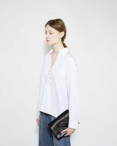 3.1 Phillip Lim | Alix Soft Clutch Bag | La Garçonne