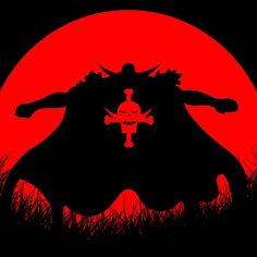 Red Moon Whitebeard Available as T-Shirts & Hoodies, Stickers, iPhone Cases, Samsung Galaxy Cases, Posters, Home Decors, Tote Bags, Prints, Cards, and iPad Cases #redmoon #whitebeard #onepiece #anime #manga #luffy