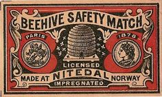 Beehive Safety Match