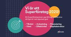 För tredje året i rad har Greenfood-ägda Ahlström Factory AB utsetts till ett av Sveriges Superföretag. Företag som klassas som Superföretag av Bisnodemåste minst fyra år i rad uppfylla ett […] - #AhlströmFactoryAB - #ITKUNSKAP