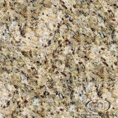 Santa Cecilia Granite  (Kitchen-Design-Ideas.org)