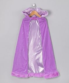Story Book Wishes Purple Princess Cape - Kids Dress Up Wardrobe, Dress Up Outfits, Girl Outfits, Cute Outfits, Superman Cape, Knight Party, Felt Crown, Girls Ask, Kids Dress Up