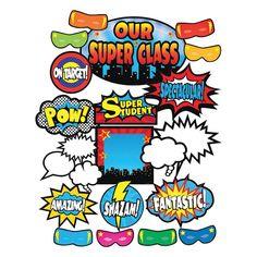 Bulletin Board Superhero