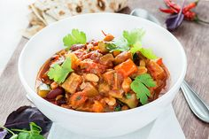Vegetable Chili | The Dr. Oz Show | Follow this Dr. Oz Recipe board Now and Make it later!