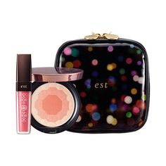 Kao Est Holiday 2014 Makeup 2