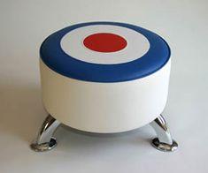 mod target footstool