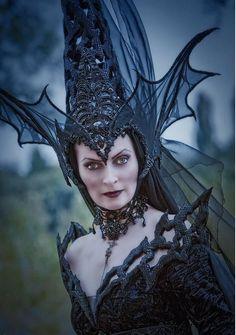 Fantasy Witch Costume