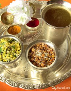Sri ram navami happy sri rama navami panakam vadapappu this ugadi at tiger trail there is a special menu for the festival or habba oota as the ramada and kannadigas call it forumfinder Image collections