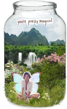 """""""Your pretty magical"""" by georginaclancy on Polyvore"""