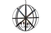 """CFC: Metal Round Lantern 30"""" diameter $854"""