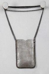 Chain Crossbody Phone Pouch