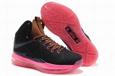 sneakers for cheap 2159e 2594c Limited Nike Lebron James 10 in Black Peach, cheap Nike Lebron 10 Mens, If  you want to look Limited Nike Lebron James 10 in Black Peach, you can view  the ...