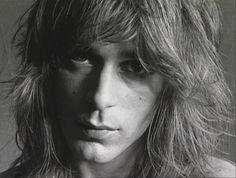 Randy Rhoads.  So talented, young and humble.  Oh, and frankly he was as gorgeous as an angel. Look at that face.