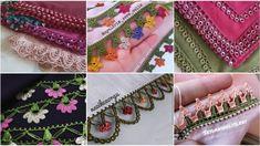 En Sevilen Çok Şık 41 Adet Tığ İşi Oya Modeli Baby Knitting Patterns, Herbs, Templates, Needle Lace, Crocheted Lace, Knitting, Towels, Sewing Patterns, Dots