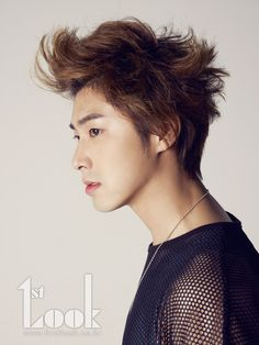 TVXQ's Yunho // 1st Look