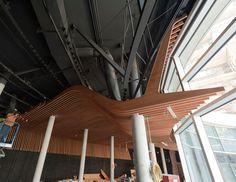 Galería de Tienda del Museo Crystal Bridges / Marlon Blackwell Architect - 3
