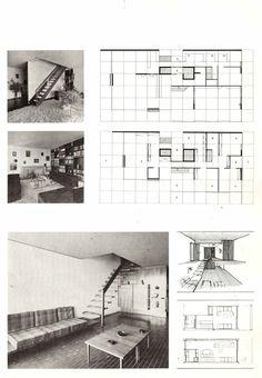 Τάκης Χ. Ζενέτος, 1926-1977 - Takis Ch. Zenetos, 1926-1977 Modern Buildings, Athens, Greece, Floor Plans, Architecture, Design, Dioramas, Arquitetura