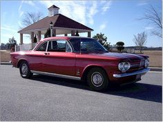 1962 Chevy corvair - my moms car - Dangerous at any speed.